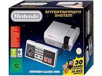 Mini Nintendo (nes) take urself back to ur childhood 150 ono will consider any good offer