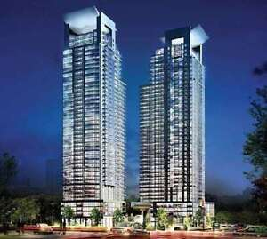 Fully Furnished 1-BR Luxury Condo in Heart of North York