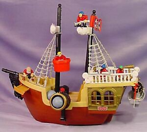 Looking for fisher price playsets from 90s
