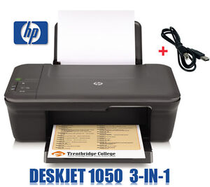HP DESKJET 1050A MULTIFUNKTIONS DRUCKER SCANNER KOPIERER PRINTER 1050