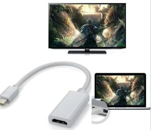 MINI DP TO HDMI CABLE CONVERTER  MINI DISPLAY PORT TO HDMI CABLE