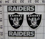 Oakland Raiders Iron On