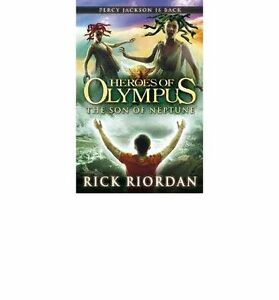 Heroes of Olympus: The Son of Neptune: by Rick Riordan