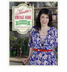 Kirstie's Vintage Home by Kirstie Allsopp  (Hardcover, Cookery Book)