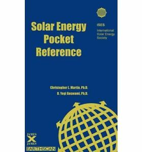 Solar Energy Pocket Reference (Paperback) London Ontario image 1