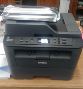 New Brother DCP-L2540DW Laser Printer