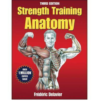 Strength Training Anatomy: Non-Fiction | eBay