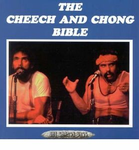 Cheech And Chong Books