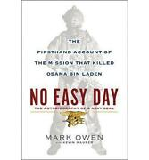 No Easy Day Mark Owen