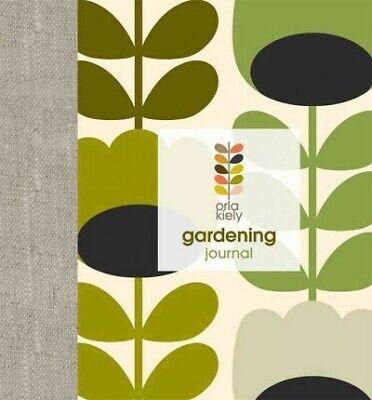 Orla Kiely Gardening Journal, Hardcover by Kiely, Orla, Brand New, Free P&P i...