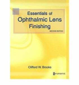 Human relations 4th ed. and Ophthalmic Lens Finishing 2nd ed.