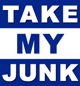 JUNK REMOVAL. SAME DAY SERVICE. $40 and up.