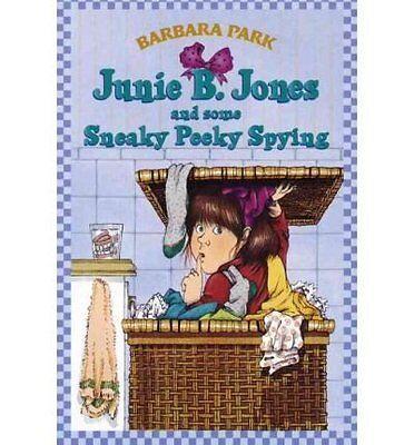 Junie B. Jones and Some Sneaky Peeky