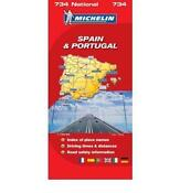 Michelin Map Spain