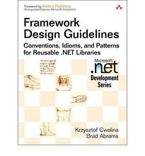 Framework Design Guidelines : Conventions, Idioms, and Patterns Beecroft Hornsby Area Preview