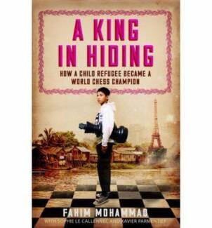 Fahim Mohammad A King in Hiding 2015 book Free postage or Pick up Glenfield Campbelltown Area Preview