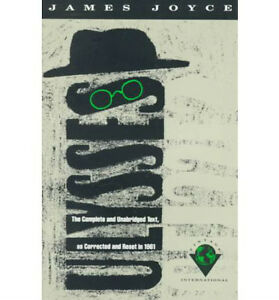 James Joyce-Ulysses-Vintage International -Soft Cover