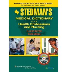 Stedman's Medical Dictionary for the Health Professions and Nurs