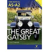 The Great Gatsby York Notes