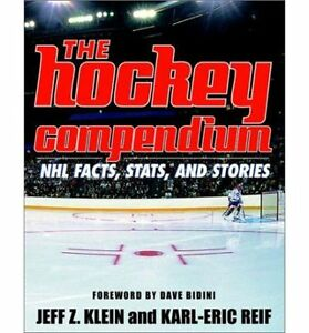 The Hockey Compendium, NHL FACTS, STATS, and stories