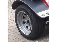 """Wanted Weller 15"""" steel wheel or pair of similar spec wheels"""