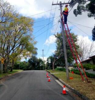 LEVEL 2 ELECTRICIAL ELECTRICIAN ASP BLUE MTS & WEST SYD