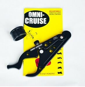 Motorcycle Cruise Control Omni-Cruise Yamaha V-Star XVS1100 Custom Classic