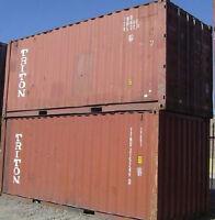 Conteneurs maritimes à vendre