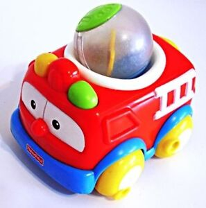 Camion pompier Roll-a-Rounds Fisher-Price