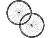 Fulcrum Racing Quattro Carbon bicycle wheels front and rear brand new offers accepted