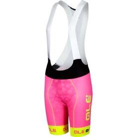 Ladies Ale cycling bib shorts and matching sleeveless top