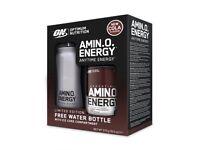 Optimum Nutrition Amino Energy Ltd Edition Box Set