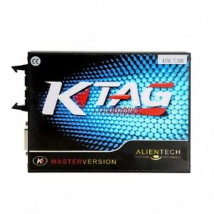 Latest V2.23 KTAG ECU ProgramTool Firmware V7.020 K TAG Master