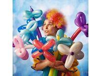 Children's Parties & Entertainer Balloon Modeller (Balloon twisting)