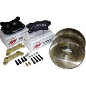 Ford 4 Pot Calipers
