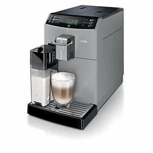 Machine à espresso automatique Saeco Minuto HD8773/47 Refurb - ESPRESSO COFFE MAKER AUTOMATIC CAPPUCCINO - BESTCOST.CA