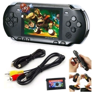 16 bit handheld game console portable video game 150 games