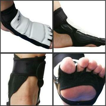 Taekwondo Foot Protector KTA Voor Offical Concurrentie