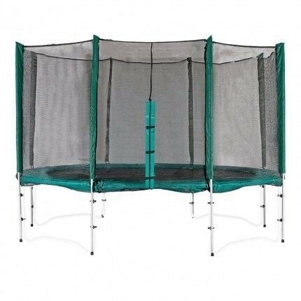12 foot Trampoline Safety Net only (8 pole) - Brand new! Never used. Bargain!
