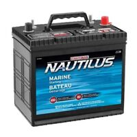 DEEP CYCLE BATTERY - NEVER USED, WITH CASE