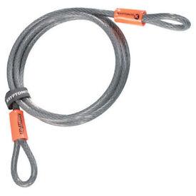 KRYPTONITE KryptoFlex 710 Double-Loop Thick-Steel Cable
