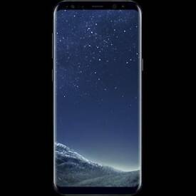 Samsung S8 plus unlocked excellent condition