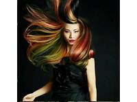 Special Offer at Zigzag Hair Salon with a professional stylist
