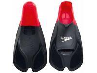 Speedo biofuse training fins as new