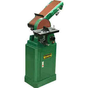 "Wanted to Buy 6"" x 48"" Belt / 9"" disc sander"