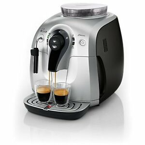 Machine à cappuccino DO PSA Saeco XSMALL Plus HD8745/47 Silver