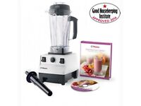Brand NEW!!! Vitamix TNC Blender - White