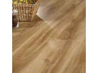 Moduleo Luxury Click Vinyl Flooring Classic Oak 24837- brand new still boxed