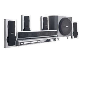 Philips DVD home theater system MX6050D Progressive Scan
