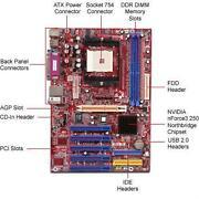 CPU Sockel 754